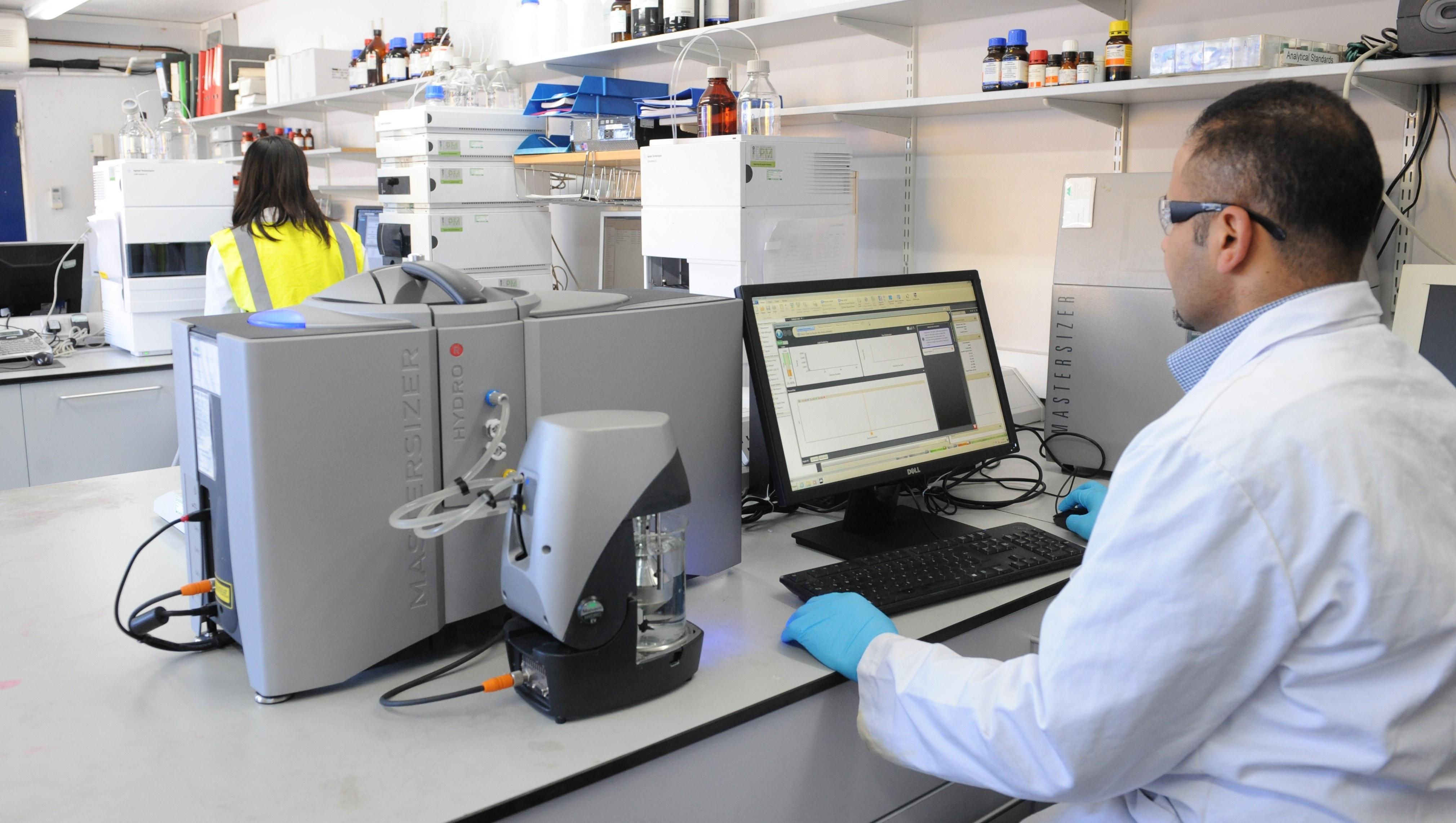 Camari laboratory work